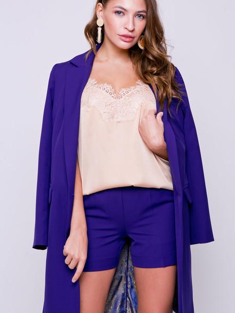 Мариша блуза корица