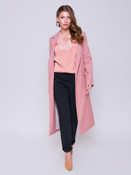 Мариша блуза медный