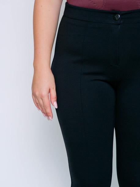 Леони брюки - лосины оникс