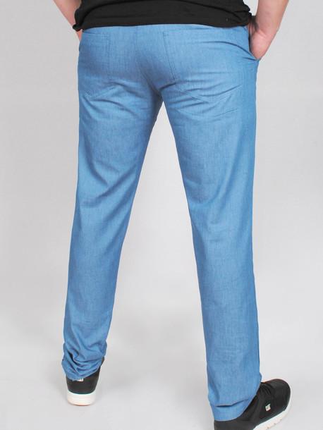 CUBA брюки светлый джинс