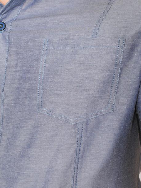 CHILI рубашка длинный рукав джинс