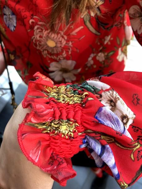 Эннио платье красный