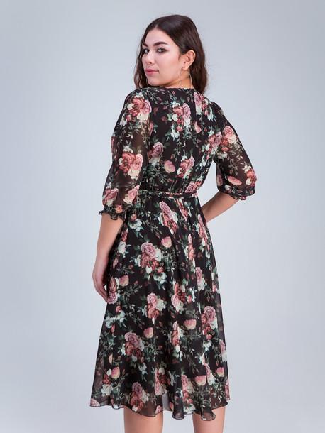 Эммануэле платье оникс