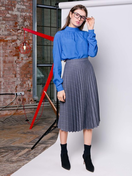Остара юбка кварц