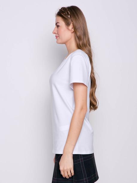 Эсфирь футболка пломбир