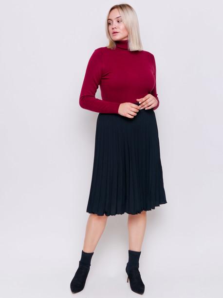 Маэлла TRAND юбка оникс