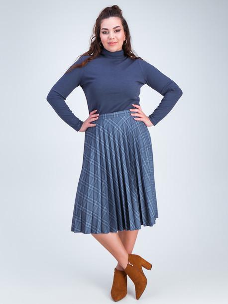 Остара TRAND юбка маренго