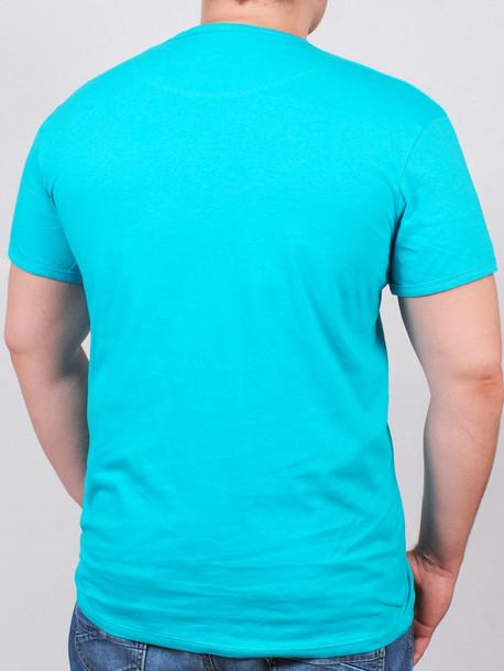 Big BASE футболка бирюза