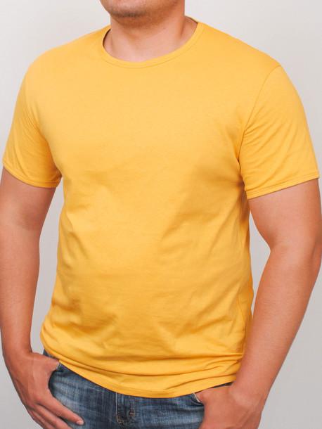BigBase футболка горчица