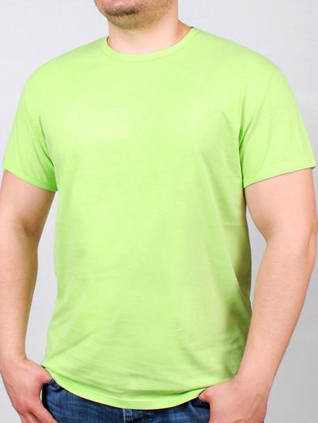 Big BASE футболка салатовый