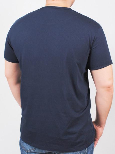 Big BASE футболка т.синий
