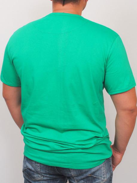BigTravel футболка салатовый