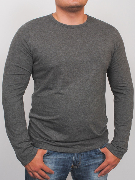 BUZZ Long футболка длинный рукав антрацит