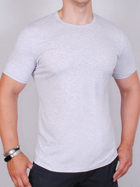 BUZZ футболка меланж