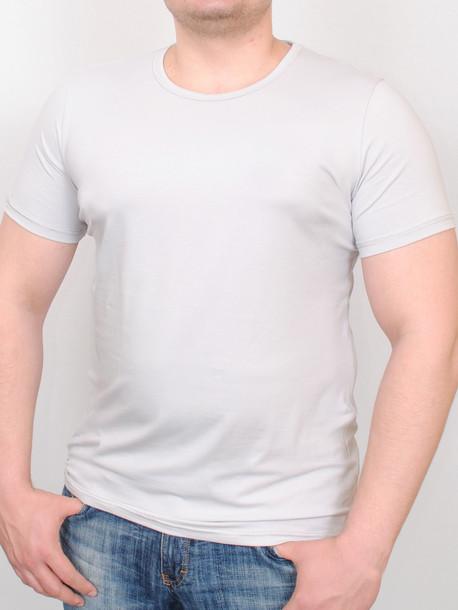 BUZZ футболка св. серый