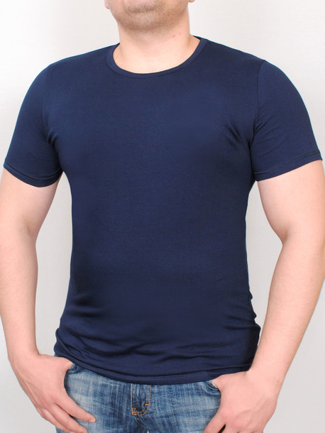BUZZ футболка т.синий
