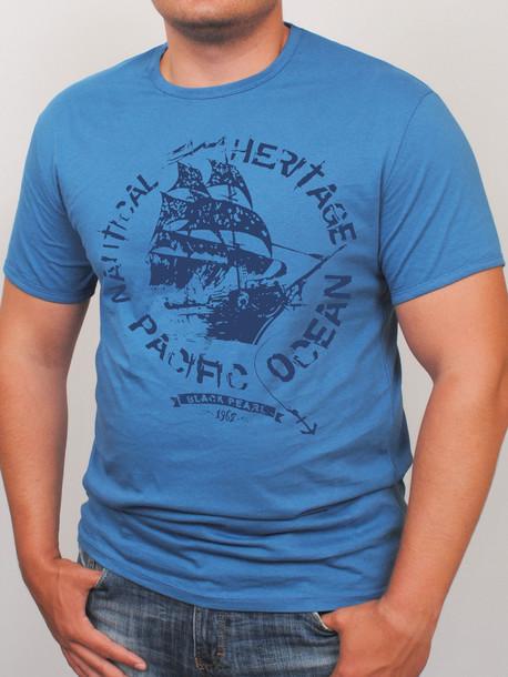 OCEAN футболка джинс