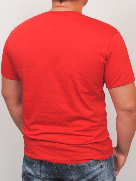 OCEAN футболка красный