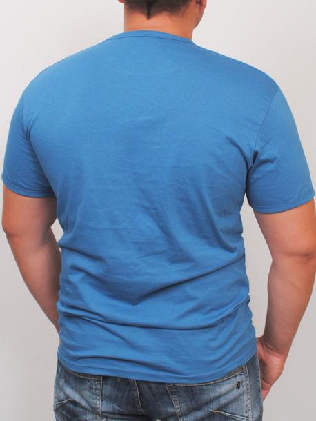 TRUSTED футболка джинс