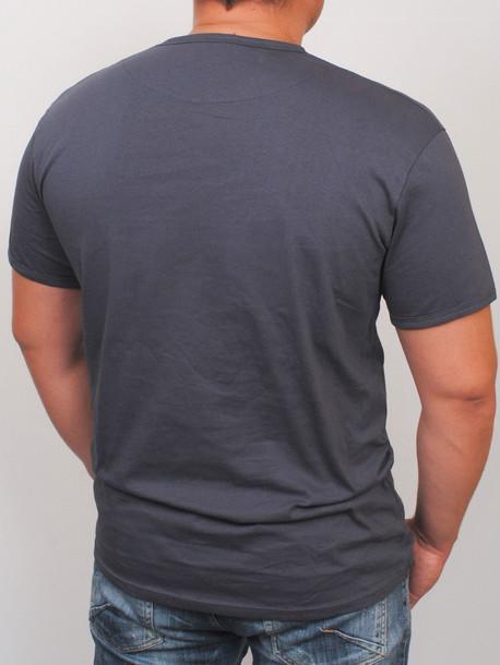 BigOCEAN футболка графит