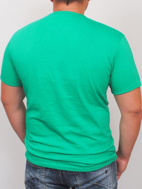 BigOCEAN футболка салатовый