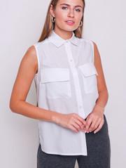 Пэм блуза пломбир