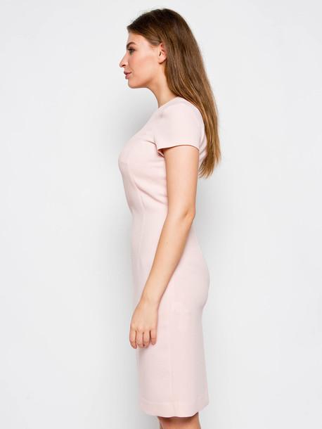 Селеста платье пудра