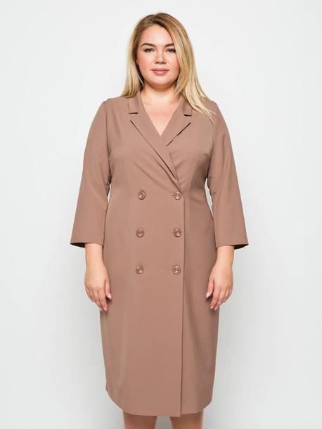 Магдалена TRAND платье мокко