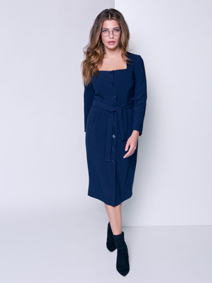 Таниэль платье сапфир