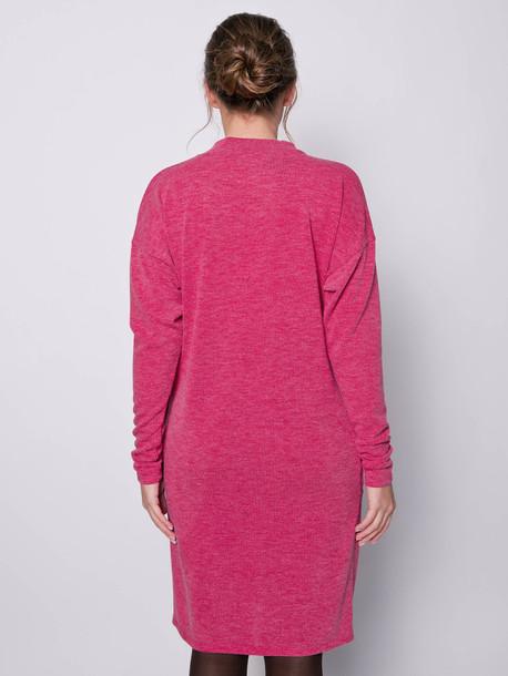 Лейсан платье кармин
