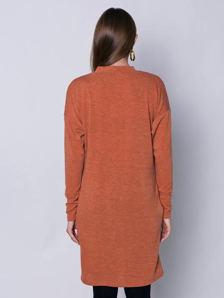 Лейсан платье охра
