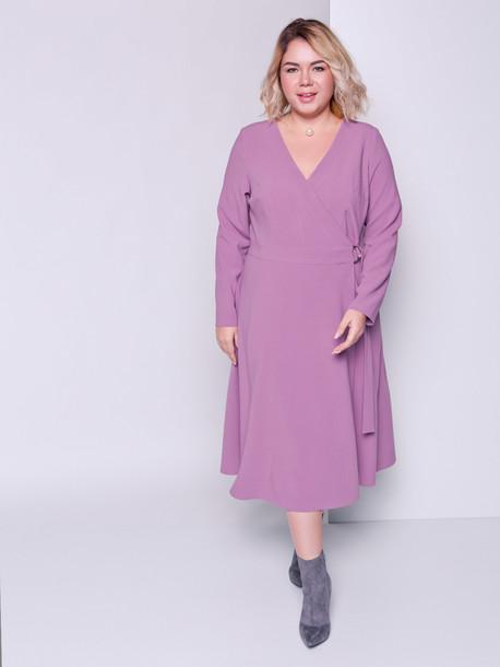 Каллисто платье визон