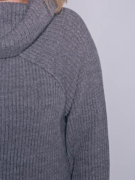 Лука свитер мокко