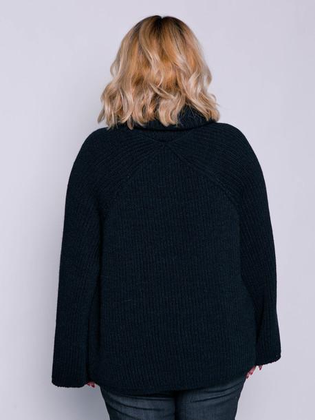 Лука свитер оникс