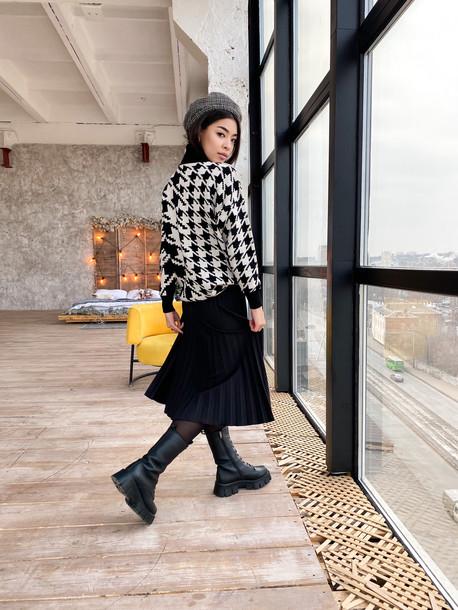 Илона GRAND юбка черный