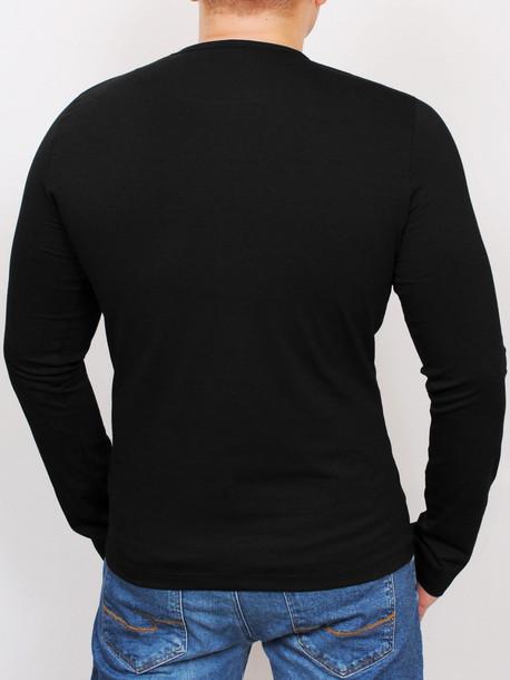 WIPE OUT Long футболка длинный рукав черный