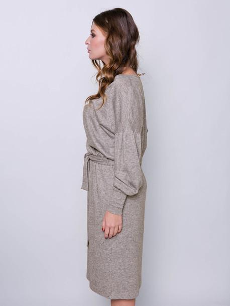 Ванесса платье латте