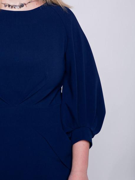 Вивьен TRAND платье сапфир