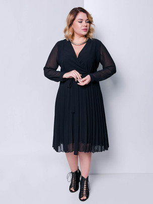 Киана TRAND платье оникс