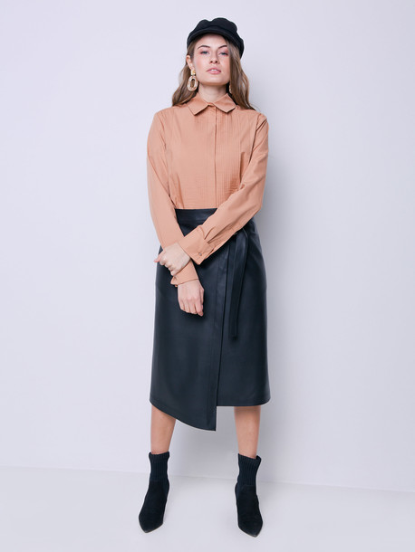 Аурель юбка оникс