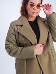 Асия TRAND куртка оливковый