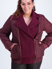Асия TRAND куртка слива