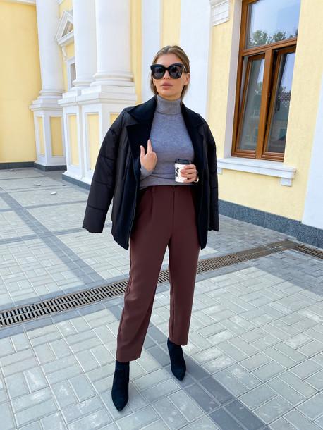 Асия куртка оникс