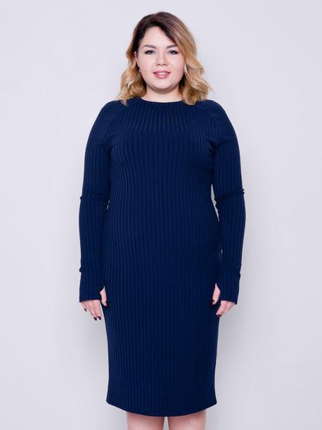 Уолли TRAND платье сапфир