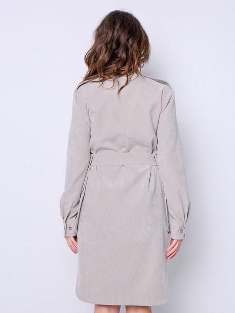 Линдси платье песок