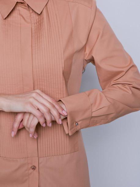 Сайли блуза карамель