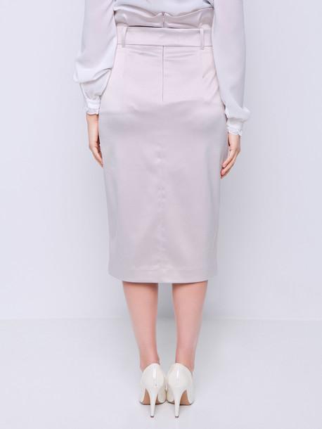 Сара юбка латте