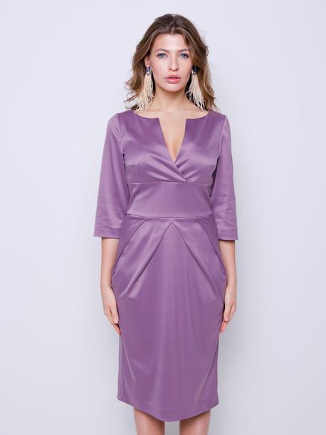 София платье сирень