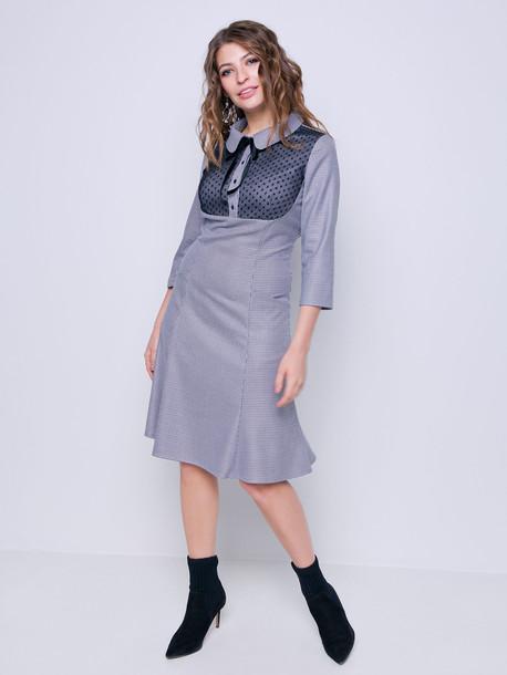 Анна платье блу