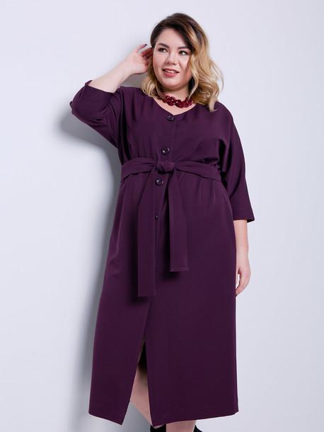 Марита TRAND платье инжир